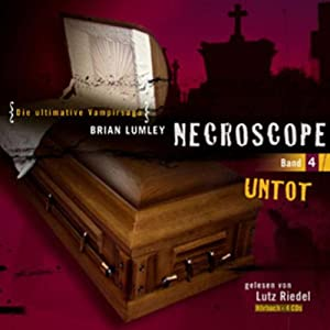 Untot (Necroscope 4) Hörbuch