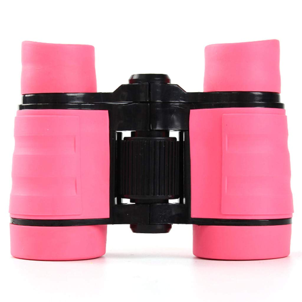 MODKOY Kids Binoculars Outdoor 4x30 High Resolution HD - Best Gift Pink by MODKOY