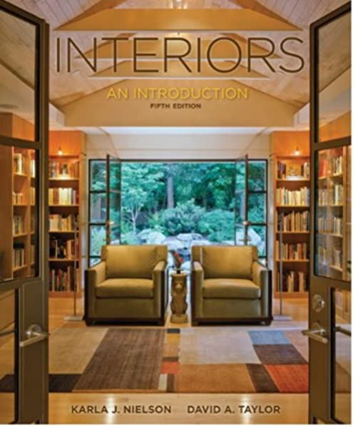 Amazon Com Interiors 9780073526508 Nielson Karla Taylor David Books