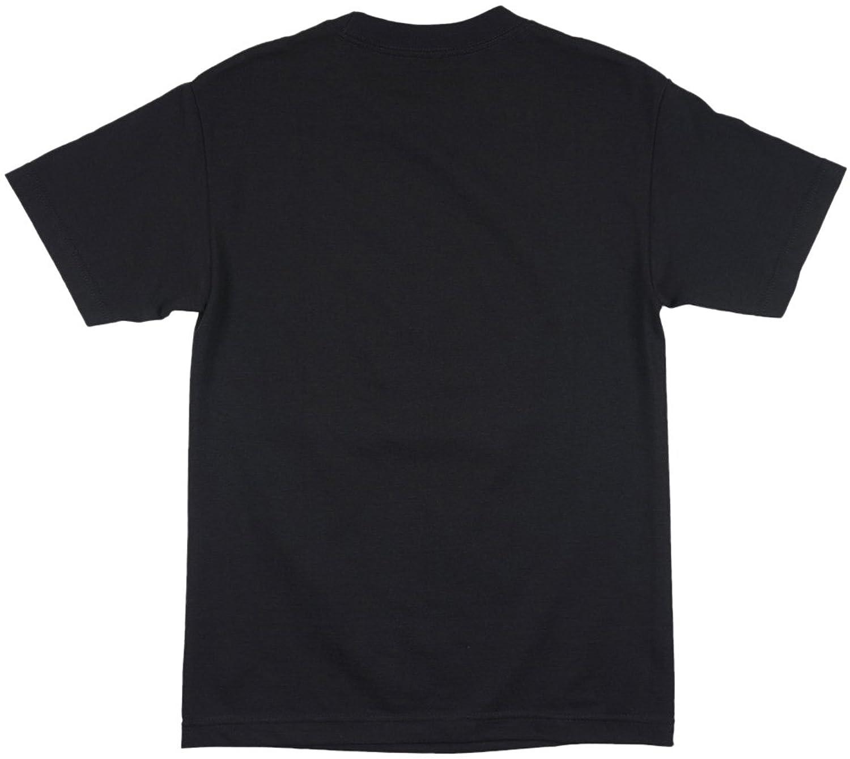 Black Scale La Jaconde 13 Men's T-Shirt in Black. S-L.
