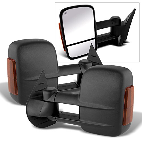 Xtune MIR-CSIL07S-PW-AM-SET Mirror (GMC Yukon XL Denali 2...