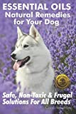Essential Oils Natural Remedies for Your Dog: Safe, Non-Toxic & Frugal Solutions For All Breeds