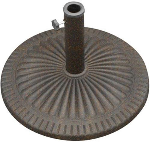 Stand Veranda (Bond 60480A Veranda Umbrella Base, 18kg, Antique Bronze)