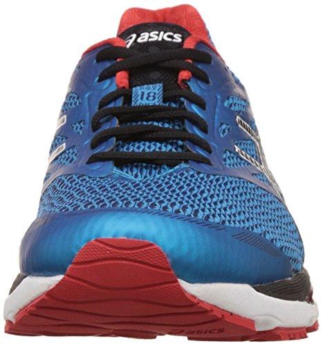 UK 48 EU Gel Black 13 Vermilion Mens Asics and India 12 Shoes Running US Cumulus 18 Island Blue 7gqZq6