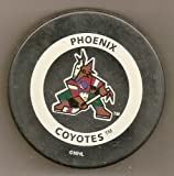 NHL Phoenix Coyotes Official Game puck