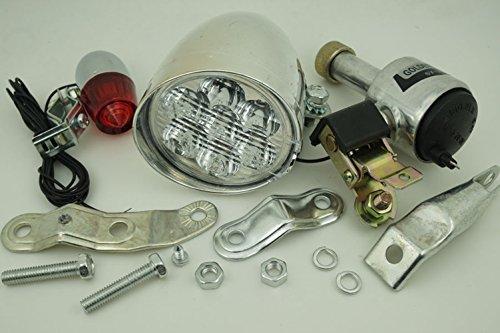 motorized bicycle light kit - 9