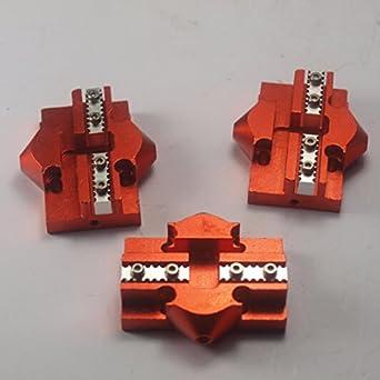 Amaca Fai Da Te.Amazon Com Heasen Reprap Delta Kossel Mini K800 Effector Carrucola