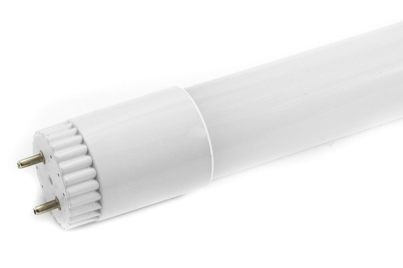 Plafoniera Con Reattore Elettronico : Neon tubo led w cm luce naturale vetro t smd plafoniera