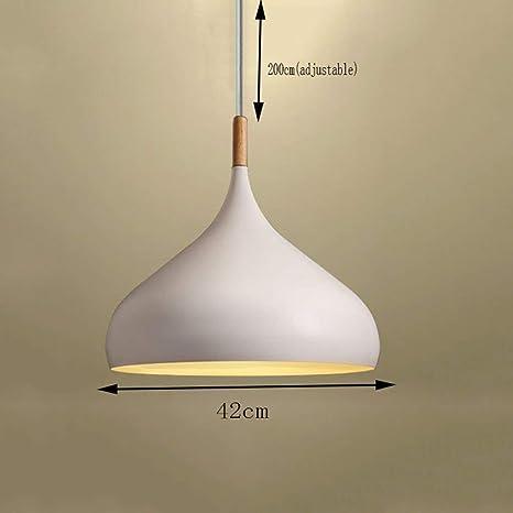XHX Luces colgantes, araña colgante minimalista moderna ...