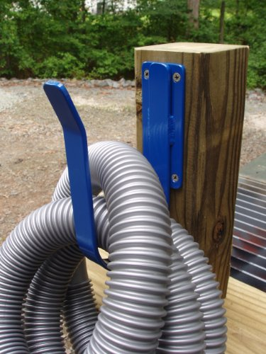 Best pool hose hanger reviews from kempimages for Garden hose pool vacuum