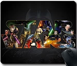 Premium Quality Rubber Mouse Pad-Star Wars-4 Custom Your Own Personalized Mousepad JDFJsdj738354