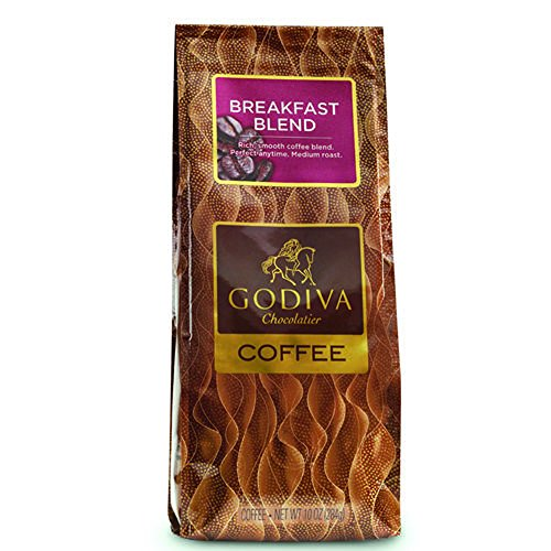 Godiva Chocolatier Breakfast Blend Coffee