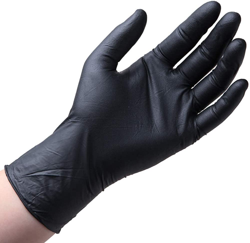 100pcs Vinyl Disposable Gloves Powder Latex Free Strong Food Nitrile Home Kitchen Safety Work Tool Gloves