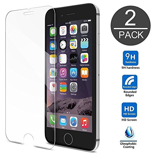 Gembonics Ultra clear Tempered Screen Protector