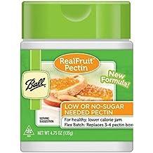 Ball RealFruitTM Low Or No-Sugar-Needed Pectin - Flex Batch 4.75 Ounce. (2 Pack)