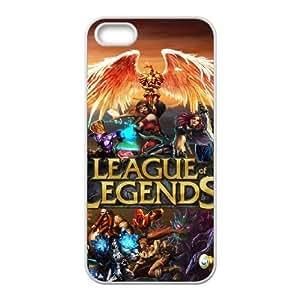 iPhone 5,5S Phone Case League Of Legends F6415150