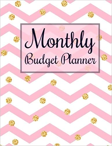 Monthly Budget Planner Monthly Bill Organizer And Bill