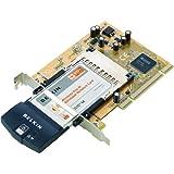 Belkin F5D8000 Wireless Pre-N Desktop Network Card - Best Reviews Guide