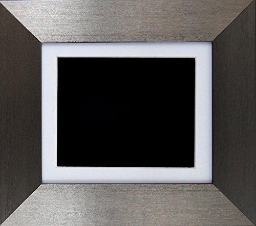 Finish Pewter Frame Baby (6x5