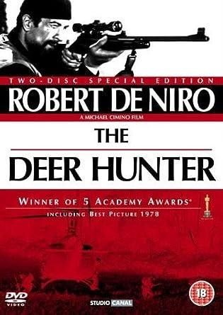 The Deer Hunter [Reino Unido] [DVD]: Amazon.es: Robert De ...
