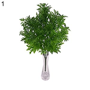 LamicAR1 Bouquet Artificial Plastic Water Grass Fake Plant,Home,Hotel,Wedding Decor 4