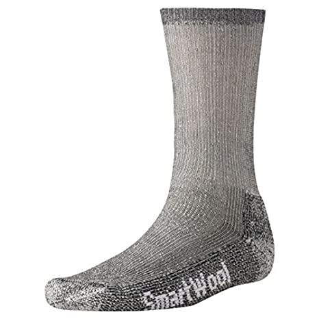 SmartWool Trekking Heavy Crew Socks (Gray) Medium