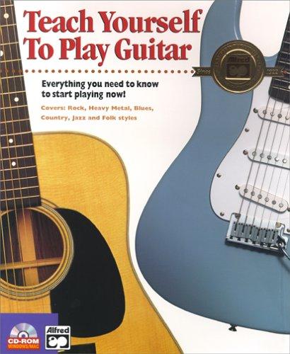 Teach Yourself to Play Guitar ()
