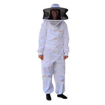 Amazon.com: honeyrite apicultor ropa de protección completo ...
