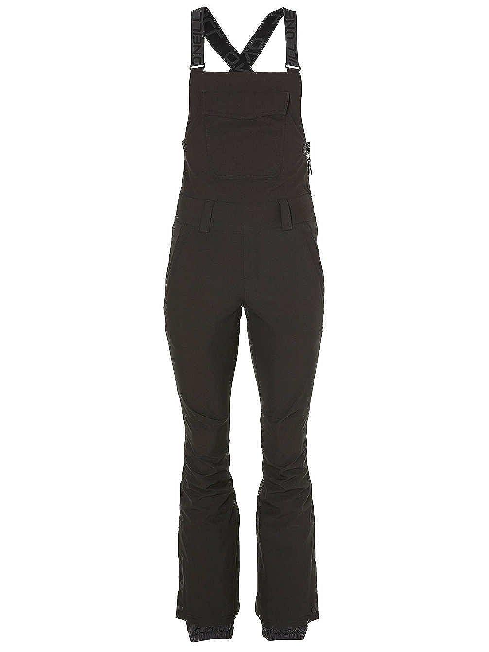 schwarz out L O'Neill Damen Snowboard Hose Shrot Bib Pants