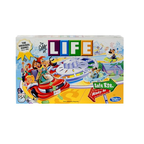 The Game of Life (Life Classic Board Game compare prices)