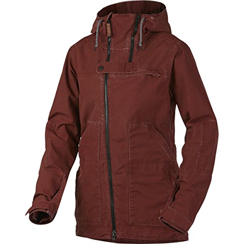 Oakley Women's Phoenix BZS Jacket, Medium, Fired Brick