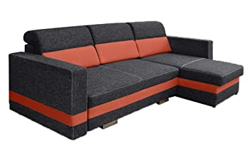 Corner Sofa Bed R Mini Couch Brand New Seater Sleeping Function 2