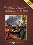 Shakespeare for Children, with eBook (Tantor Unabridged Classics)