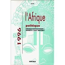 Afrique Politique 1996
