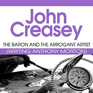 The Baron and the Arrogant Artist Audiobook