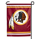 NFL Washington Redskins WCR08403013 Garden Flag, 11″ x 15″