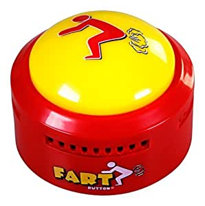 Talkie Toys Products Fart Button (New and Improved -- Farts ONLY Version)
