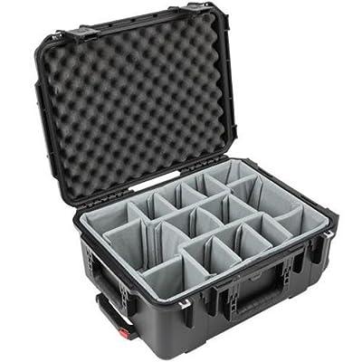 Image of Cases & Bags SKB 3I-1914-8DT iSeries 3i-1914-8 Case w/Think Tank Designed Photo Dividers, Black