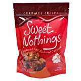 Cheap HealthSmart Sweet Nothings 2 Bags Reduced Fat, Reduced Calorie, Gluten Free, Kosher (Caramel Crispy)