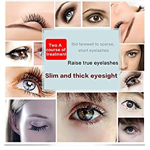 Organics Eyelash Growth Serum, for Longer, Thicker, Enhancer Eyelash and Eyebrow, wt.5ml