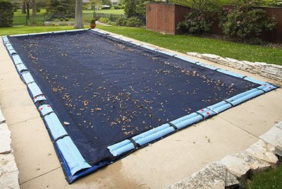 Arctic Armor Leaf Net for 33ft Round Above Ground (Arctic Round Pool Cover)