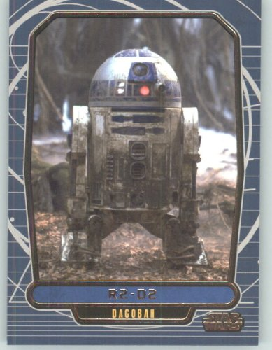2012 Star Wars Galactic Files #128 R2-D2 (Non-Sport Collectible Trading Cards) from Star Wars