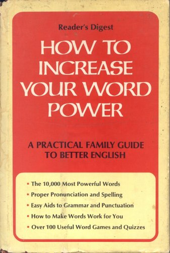 increase your word power - 4