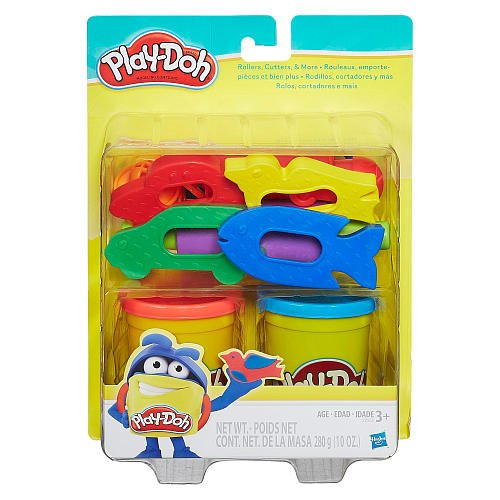 Play-Doh Rollers, Cutters & - Doh Play More