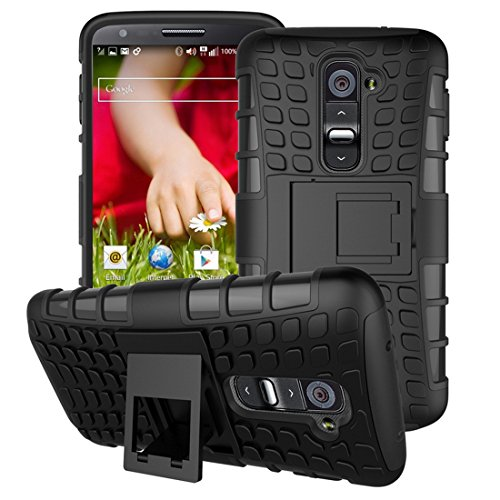 Cover LG G2 Case Hard Rubber Silicon Phone Case 5.2 inch
