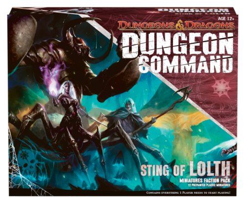 Wizards Of The Coast Dungeons and Dragons Command Sting o...