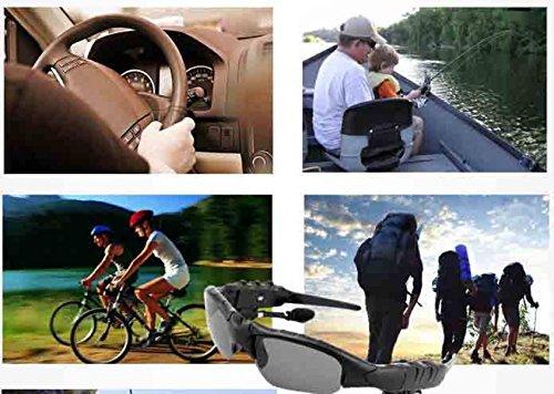 De Bluetooth Sol Bluetooth 30 Deportes 1 Estéreo Para Auriculares 4 Polarizadas Inalámbricos Gafas 1fadEwxqa