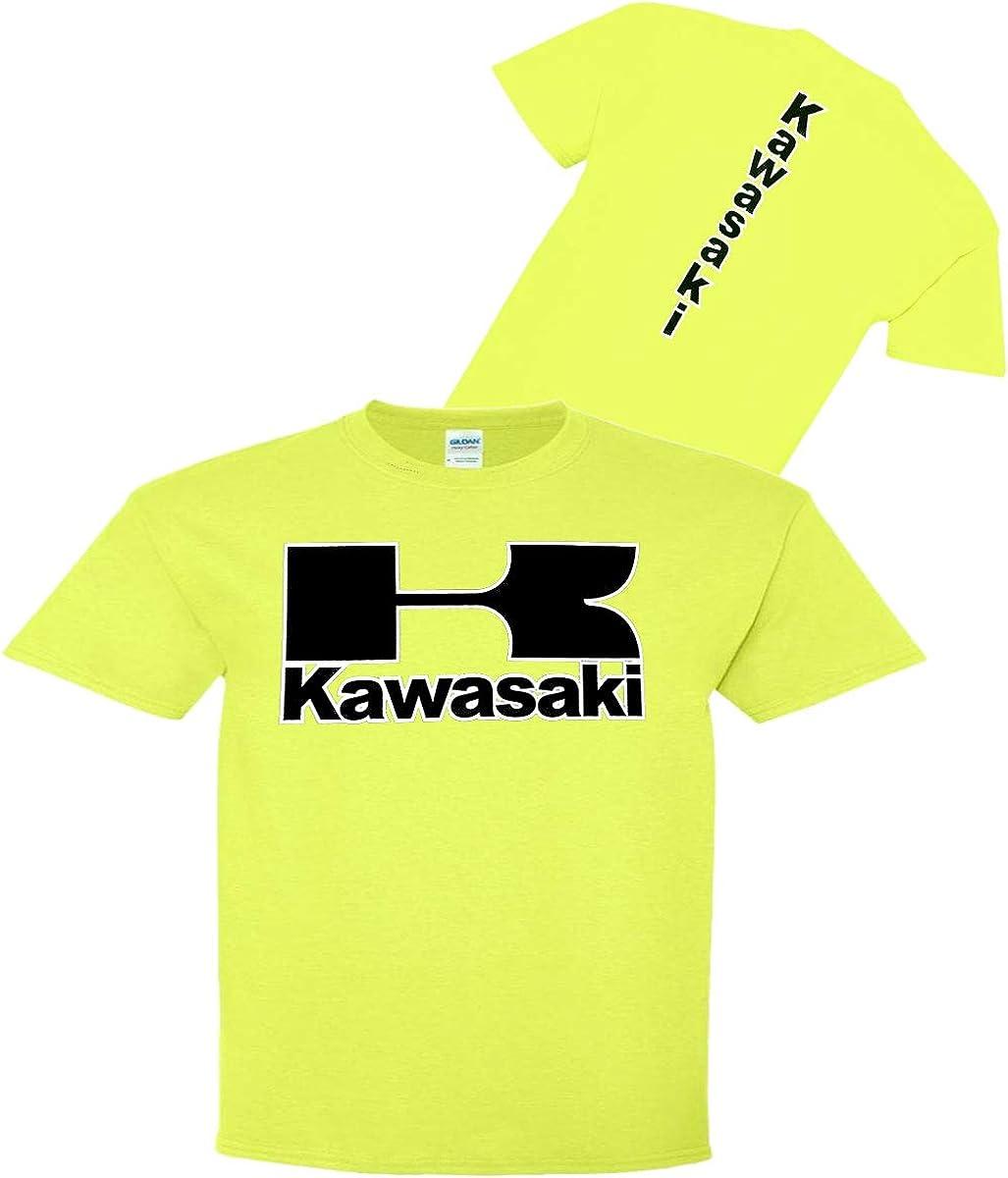 Galiti Kawasaki - Camiseta de Seguridad para Motocicleta, Color ...