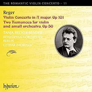 Romantic Violin Concerto Vol. 11