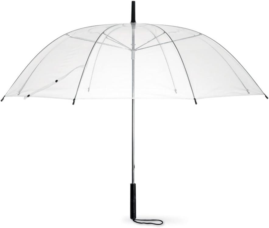 eBuyGB Parapluie Cannes Transparent Transparent - 1272122-3